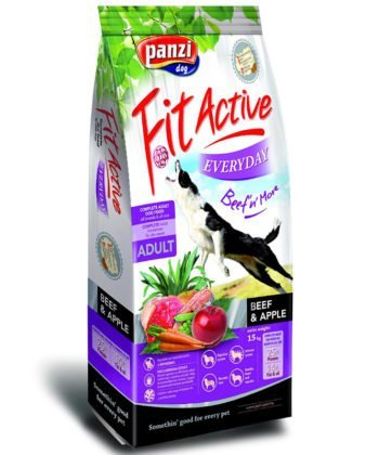 FitActive Everyday Adult Beef & Apple 15kg