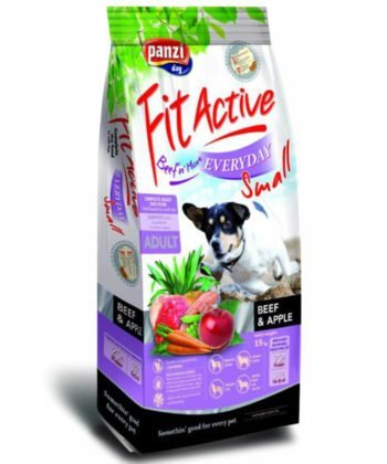 FitActive Everyday Small Adult Beef & Apple 4kg