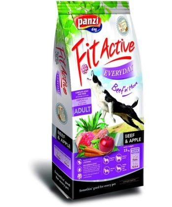 FitActive Everyday XXL Adult Beef & Apple 15kg