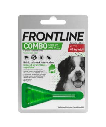 Frontline Combo XL 40kg felett