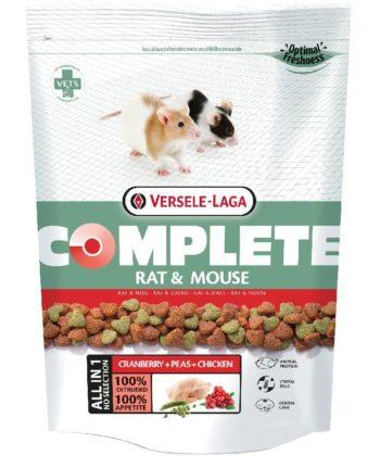 Versele-Laga Complete Rat&Maus patkány&egéreledel 0,5kg