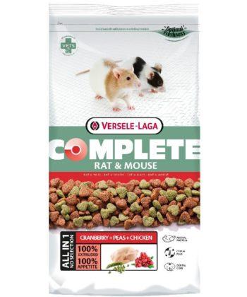 Versele-Laga Complete Rat&Maus patkány&egéreledel 2kg