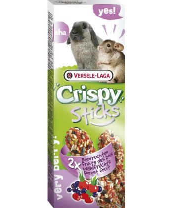 Versele-Laga Crispy Erdei Gyümölcsös duplarúd 2x55g