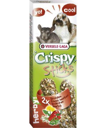 Versele-Laga Crispy Gyógynövényes duplarúd 2x55g