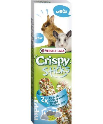 Versele-Laga Crispy Mega Hegyi Finomságok duplarúd 2x70g
