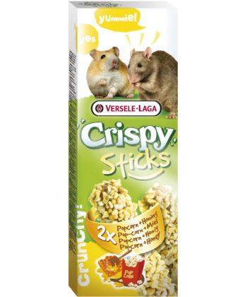 Versele-Laga Crispy Mézes Popcorn duplarúd 2x55g
