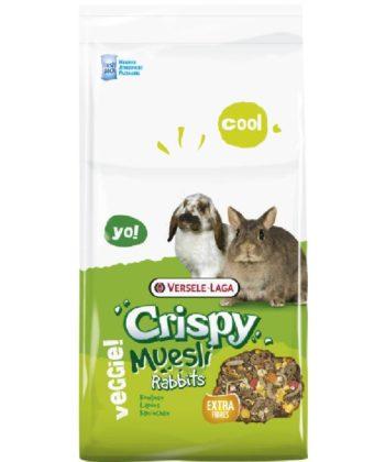 Versele-Laga Crispy Muesli Rabbits Nyúleledel