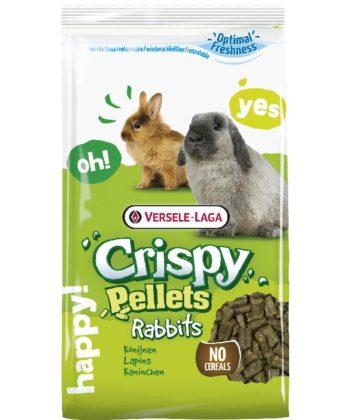 Versele-Laga Crispy Pellets Rabbits Nyúleledel