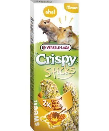 Versele-Laga Crispy Sticks Mézes duplarúd 2x55g