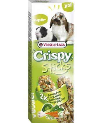 Versele-Laga Crispy Zöldséges duplarúd 2x55g