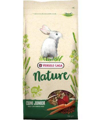 Versele-Laga Nature Cuni Junior Nyúleledel 700g