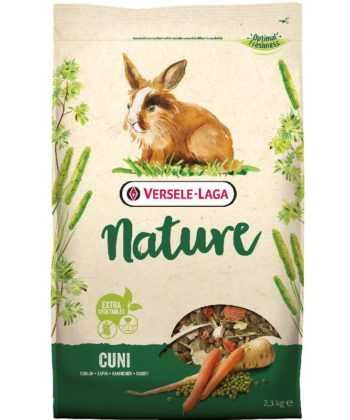 Versele-Laga Nature Cuni Nyúleledel 2,3kg