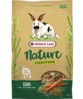 Versele-Laga Nature Fibrefood Cuni Nyúleledel 1kg