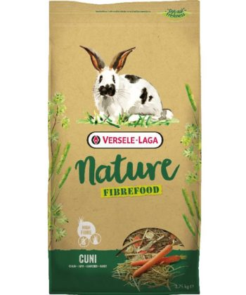 Versele-Laga Nature Fibrefood Cuni Nyúleledel 2,75kg