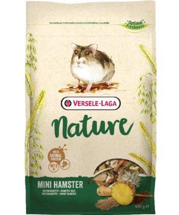 Versele-Laga Nature Mini Hamster Törpehörcsög eleség 400g
