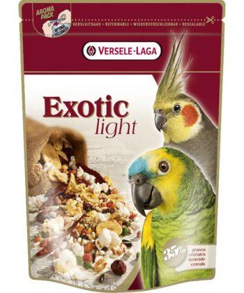 Versele-Laga Specials Exotic Light papagájoknak 750g