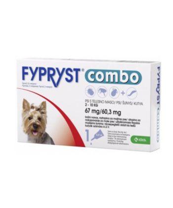 Fypryst Combo S 2-10 kg
