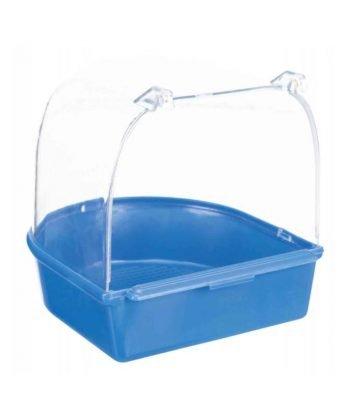 Madárfürdő 14x14x15cm 5401 Kék