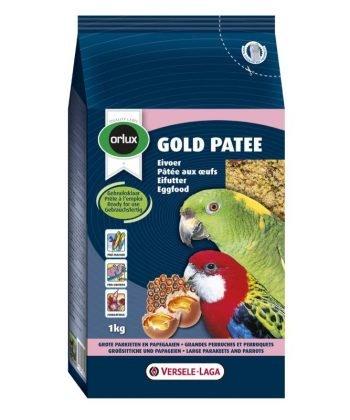 Versele-Laga Orlux Gold Patee Parrot eggfood 1kg