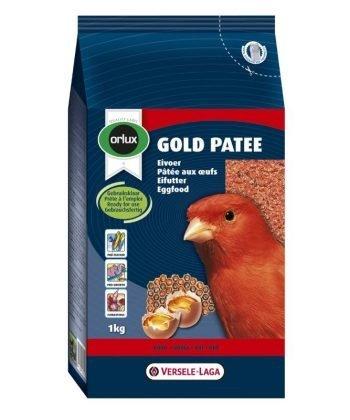 Versele-Laga Orlux Gold Patee Red eggfood 1kg