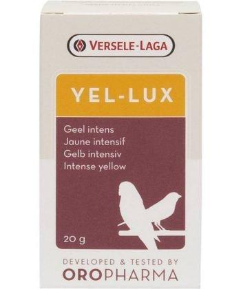 Versele-Laga Oropharma YEL-LUX színező 20gr