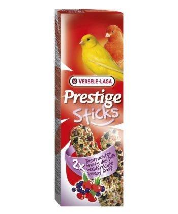 Versele-Laga Prestige Erdei Gyümölcs duplarúd Kanári 2x30g